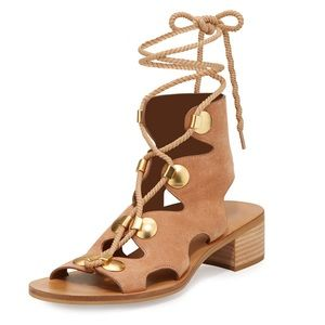 See By Chloe Edna Cipria Sandals